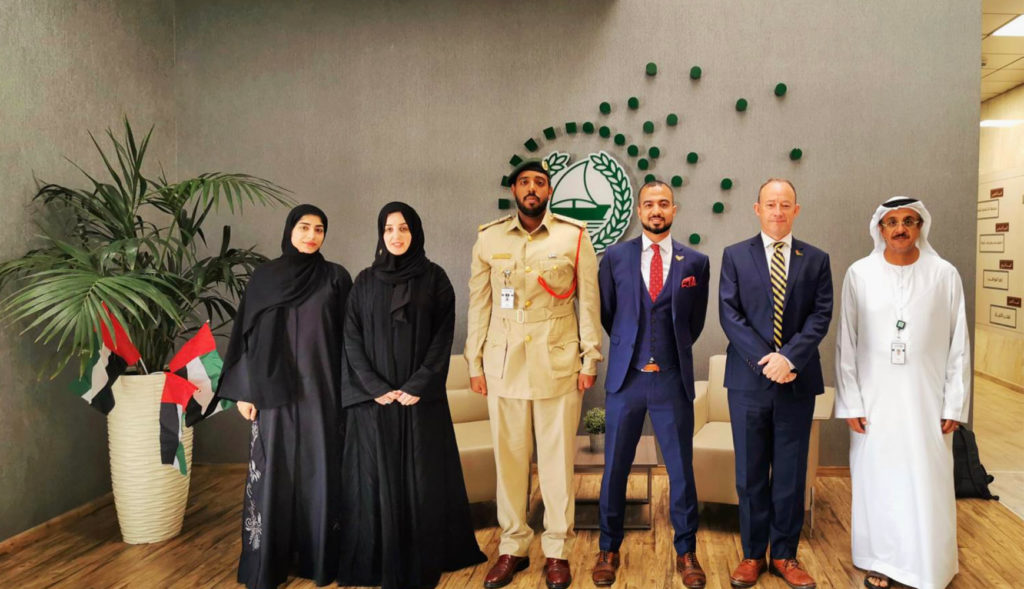 Dubai Police Future Foresight and CBRN Academy discussed strategic measures that should be implemented to deal with Covid-19