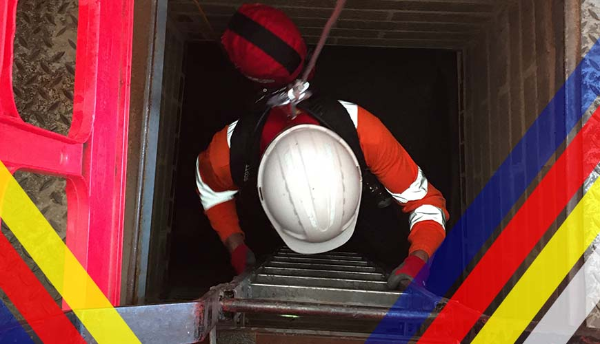 Medium and High risk Rescue in Confined Spaces Training