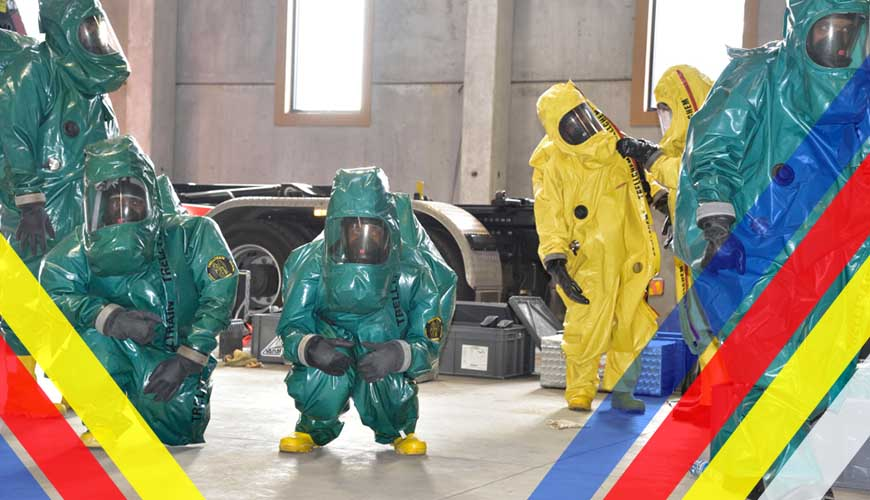 CBRN and HAZMAT Train the Trainers Course